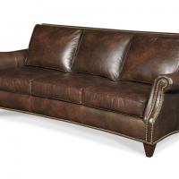Bradington Young Leather Sofa