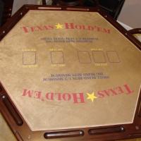 699-013 Texas Hold'em Top