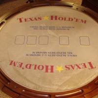 699-012 Texas Hold'em Top