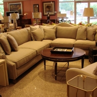 Custom Loft Sectional