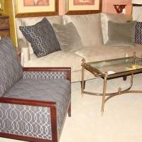 Henredon Sofa and Chair