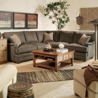 LTD7600-43RS SECTIONAL