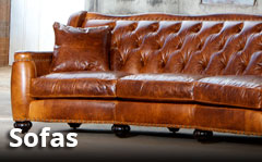 Classic Leather | Leather Home Furniture Collection | CT Home Interiors