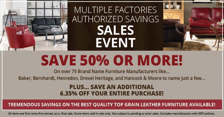 Factory Sale